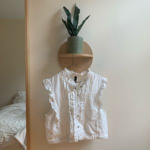 Tracy Reese (Anthropologie) blouse